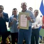 El Instituto de Acceso a la Información Pública de Honduras premia la transparencia de la gestión de Tegucigalpa