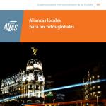 """Disponible el 9º Cuaderno AL-LAs sobre la internacionalización de las ciudades: """"Alianzas locales para los retos globales"""""""