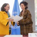 La SEGIB y la UNESCO firman un acuerdo para cooperar en educación, ciencia y cultura
