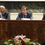 """Almeida considera una """"gran oportunidad"""" la celebración de la Cumbre del Clima"""