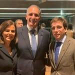 Los alcaldes de Tegucigalpa y Madrid se reúnen en el marco de la COP 25