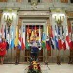 Almeida brinda su apoyo a Iberoamérica en su lucha contra el coronavirus