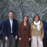 Almudena Maíllo y Conxita Marsol se reúnen en Andorra la Vella