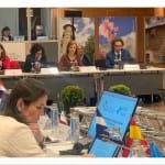 Almudena Maíllo asiste a la XII Reunión Iberoamericana de ministros de Turismo