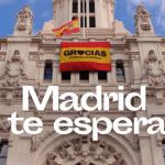 Personalidades de distintos ámbitos lanzan un mensaje de esperanza y futuro en el vídeo 'Madrid, ciudad de valientes'