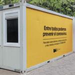 Buenos Aires instala 19 unidades febriles para atención exclusiva