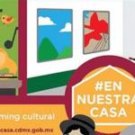 Ciudad de México y Buenos Aires unen sus plataformas digitales para celebrar el Día Mundial del Arte