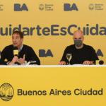 Buenos Aires:  Plan para fortalecer las áreas críticas de la ciudad