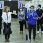 Bogotá abre las puertas del Centro Hospitalario Transitorio de Corferias