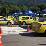 Prefeitura do Rio vai testar cinco mil taxistas a partir desta segunda-feira