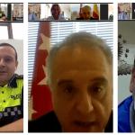 Madrid, Quito y San José explican cómo mantener la seguridad y la convivencia en tiempos de Covid-19