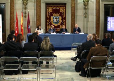 """Apertura de la II Edición: """"Curso de Alta Especialización en Gobierno y Derecho Local"""" (Madrid, 2018)"""