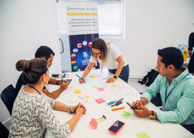 I Comité Sectorial de Inclusión Social de la UCCI (Buenos Aires, 2018)