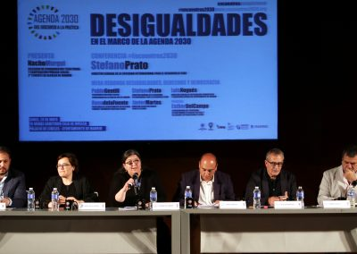 Encuentros 2030: Conferencia de Stefano Prato (Madrid, 2018)