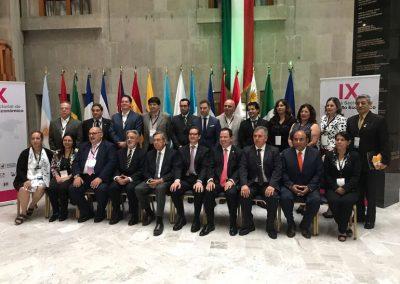 IX Reunión de la Vicepresidencia Temática de Desarrollo Urbano (Ciudad de México, 2017)