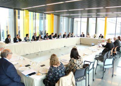 Comité Ejecutivo de la UCCI (Madrid, 2017)
