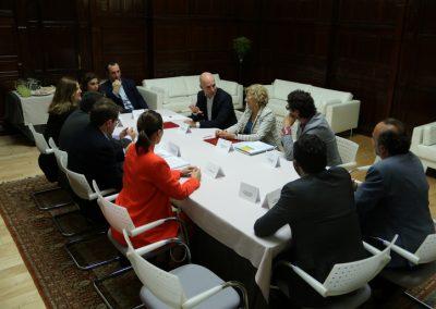 Convenio de Cooperación Integral Madrid-Buenos Aires (Madrid, 2017)