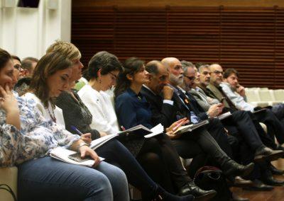 Jornadas sobre Cooperación Integral entre Ciudades (Madrid, 2018)