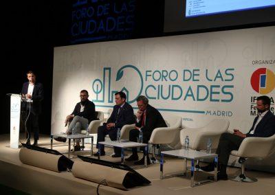Foro de las Ciudades (Madrid, 2018)
