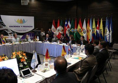 VI Comité Sectorial de Hacienda y Finanzas Municipales (La Paz, 2017)