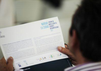 Presentación I Premio de Novela Gráfica-Ciudades Iberoamericanas (Madrid, 2017)