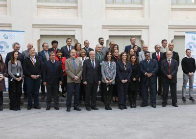 XII Reunión de Directores de Relaciones Internacionales y Coordinadores UCCI (Madrid, 2018)