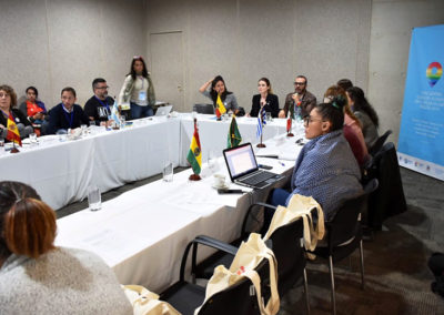 II Encuentro de Ciudades Aliadas en el Orgullo LGTBI (Bogotá, 2019)