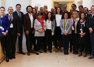 XIII Encuentro de Directores de Relaciones Internacionales y Coordinadores de la UCCI (Madrid, 2019)